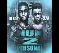 Lil Boo Ft. JV - Chuck Ganistan [Nun 2 Personal Mixtape]