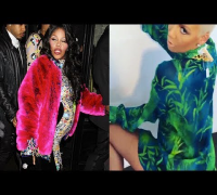 "LIL KIM PLANS A PINK BABY SHOWER   AMBER ROSE TWERKS FOR ""UNLEASHED!"" - ADD Presents: The Drop"