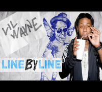 Lil Wayne Lyrics Decoded! (Dr. Carter   Money On My Mind   Sky's the Limit!) - LINE BY LINE Ep. 9