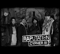 Liquit Walker, Ben Salomo, Damion Davis, Tierstar - RAPutation Cypher Nr. III
