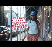 LITTLE SIMZ: BEHIND THE E.D.G.E.