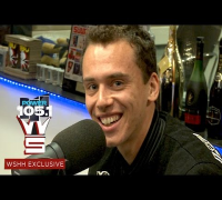 Logic Interview At The Breakfast Club Power 105.1 | 10/21/14 | HD