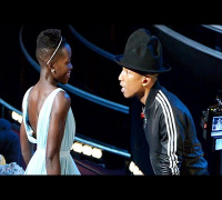 LUPITA NYONG'O, PHARRELL, AND MERYL STREEP SHAKE IT AT THE OSCARS! - ADD Presents: The Drop