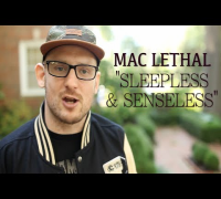 "Mac Lethal - ""Sleepless & Senseless"" - Official Music Video"