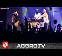 MACH ONE & MO LIVE - TOPFPFLANZE - DIE 50 SCHÖNSTEN RAPPER #2 (OFFICIAL HD VERSION AGGROTV)
