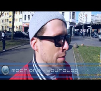 Mach One - Tourblog: Frankfurt, Köln, Münster (rappers.in-Exclusive)