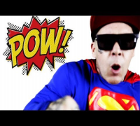 "Madchild - ""The Adventures Of Super Beast"" - Official Music Video"