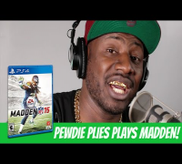 Madden 15 Gameplay of the Super Bowl: Pewdiepie Parody