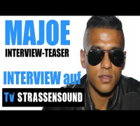 MAJOE Interview bei TV Strassensound [TEASER]
