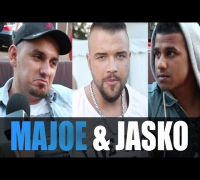 MAJOE & JASKO INTERVIEW: Out4Fame, Kollegah, Sinan G, Groupie, Farid Bang, Mallorca, Beintrainng, WM