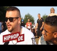 "Majoe über ""BADT"", Kollegah und Salat (Interview) - Toxik trifft"