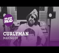 Making Of: Curlyman - Geld Ist Nicht Alles (splash! Mag TV)