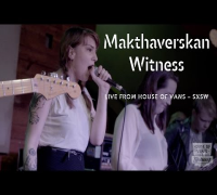 "Makthaverskan performs ""Witness"" at SXSW"