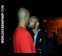 Man Ends Heated Argument By Kissing The Other Dude!