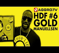 MANUELLSEN HALT DIE FRESSE GOLD (OFFICIAL HD VERSION AGGROTV)