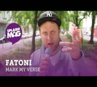 Mark My Verse #12 : Fatoni (splash! Mag TV) HD