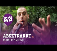 Mark my Verse #23: Absztrakkt (splash! Mag TV)