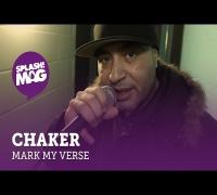 Mark My Verse #8: Chaker (splash! Mag TV)