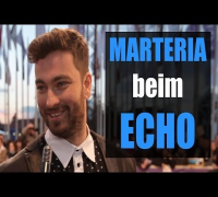 MARTERIA freut sich auf SHAKIRA - ECHO 2014 - TV STRASSENSOUND