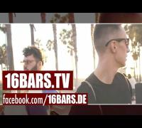 Marvin Game & Johny Space - Leben tut der Seele gut (16BARS.TV Premiere)