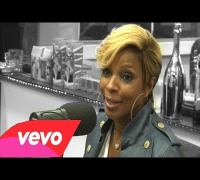 Mary J. Blige Interview at The Breakfast Club Power 105.1 (9/22/14)