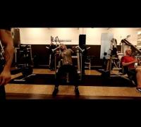Maskulin Gym Folge #1: FLER & der MASKULIN COACH ILIJA beim #PUSH-DAY 10.08.14