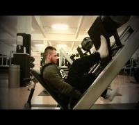 Maskulin Gym Folge #3: FLER & der MASKULIN COACH ILIJA beim #LEG-DAY 06.09.14