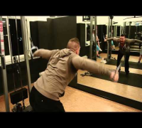 Maskulin Gym Folge #4 : FLER & der MASKULIN COACH ILIJA beim #POWERPUSH-DAY 07.09.14