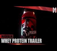 """""""Maskulin Whey Protein"""" TRAILER"""