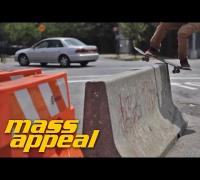 """Mass Appeal x El Señor x Earsnot """"Jersey Barrier"""" Pendant"""