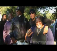 "Master P, Ace B & Money Mafia ""WE BOUT IT"" Behind The Scenes"