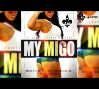 "Master P ft. Ace B, Magnolia Chop and Alley Boy prod. by BlaqNmild - ""My Migo"""