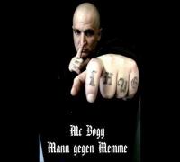 Mc Bogy - Mann gegen Memme (prod. von OneMillion Berlin)