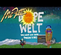 MC FITTI - DOPE WELT TRAILER (OFFICIAL VIDEO MC FITTI TV)