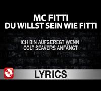 MC Fitti - Du willst sein wie Fitti Lyrics