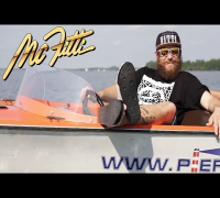 MC FITTI HOODCECK -OFFDAY- Mai Tour 2014  (OFFICIAL VIDEO MC FITTI TV)