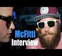 MC FITTI INTERVIEW: KISS CUP, BUSHIDO, WM, CORNERN, BART, BRILLE, 30 GRAD, FUSSBALL, PFANDFLASCHEN