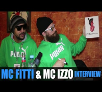 MC FITTI & MC IZZO Interview: Peace, DCVDNS, Sido, Stefan Raab, Vokalmatador, BuViSoCo, Graffiti