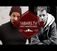 MC Rene vs. Aphroe: Most Wanted Bars #8 (16BARS.TV)