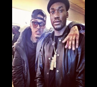 Meek Mill Reaches Out To August Alsina From Jail. Thanks His Supporters (New 2014 Video)