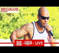 MEGALOH - HIPHOP - LIVE at the Out4Fame Festival 2014 - RAP4AID