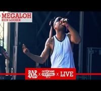 MEGALOH - KEIN LOSER - LIVE at the Out4Fame Festival 2014 - RAP4AID