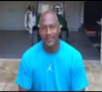 Michael Jordan ALS Ice Bucket Challenge! HD # ALS Ice Bucket Challenge