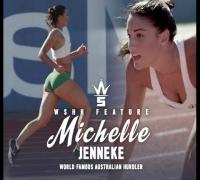 Michelle Jenneke: World Famous Australian Hurdler (WSHH Candy Special Feature)