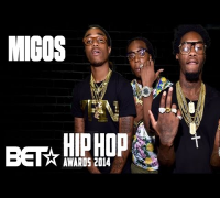 Migos At The 2014 BET Hip-Hop Awards