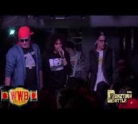 Mik Bob vs Morizz Fizzl - BenztownBattle / Rap Battle (WWB-Die Liga)