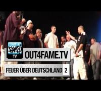 Mike Fiction vs Pedaz - Feuer über Deutschland 2