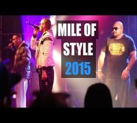Mile Of Style Festival Reportage mit Xatar, Kollegah, Haftbefehl, Die Orsons, JAW, Azzlackz, Swiss