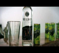 MIllion Vodka - Master P