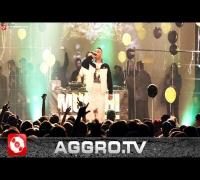 MILONAIR LIVE - BLEIB MAL LOCKER, LAN / RISIKO - 50 SCHÖNSTEN RAPPER #2 (OFFICIAL AGGROTV)